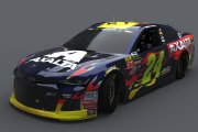2018 MENCS William Byron Carset (10 Cars)