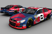 Fictional 8 Delta Airlines Chevy
