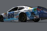 2018 #88 Alex Bowman Nationwide Children's Hospital Camaro ZL1