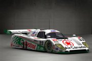 #21 Castrol/Air Canada Jag(Fictional GTP)