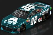 2018 #88 Alex Bowman Axalta Eagles All Pro Teachers (POC1)