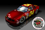 Cup 90 McGriff #04 1993 Chevy Lumina