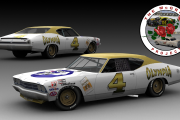 GN69st Hershel McGriff #4 Chevelle