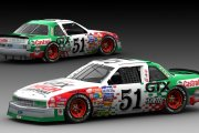 #51 Castrol Ford Fairmont DSR Fictional