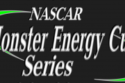 NASCAR Monster Energy Cup Series. 2003 style logo
