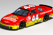 #44 Justin Labonte 1998 Chevrolet ( Hooters Pro Cup )