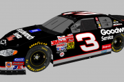 #3 Dale Earnhardt GM Goodwrench Chevy