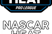 eNascar Heat Pro Series Decal