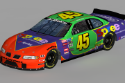 #45 Adam Petty Pontiac ( ASA )