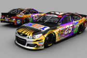 2015 Chase Elliott #25 SunEnergy1 Fictional Car