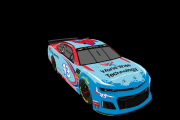 Bubba Wallace #43 World Wide Technology Chevrolet: 3 Pack