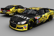Carl Edwards #52 Stanley Chevy from 2015 and 2016 (Reupload)