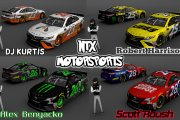 MENCS Fictional Team- NTX Motorsports