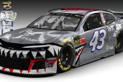 #43 Bubba Wallace U.S. Air Force