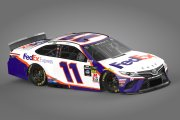 MENCS19 - Denny Hamlin - FedEx (NH)