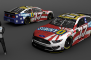 2019 Ricky Stenhouse Jr Custom Patriotic