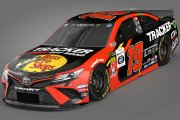 MENCS19 - Martin Truex Jr. - Bass Pro Shops (Bri2)
