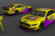 [Fictional] #15 Country Time Lemonade Ford Mustang
