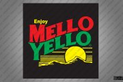 Mello Yello Layered Logo