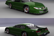 LMPv2 2016 Chevy SS Template