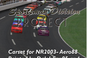 NASCAR Sportsman Division Carset - Rated Edition (Aero88)