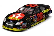 Retro 1992 Davey Allison #28 Texaco Havoline Ford (SnG 2003-05 Mod)
