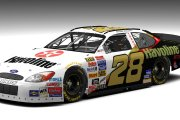 Retro 1987 Davey Allison #28 Texaco Havoline Ford (SnG 2003-05 Mod)