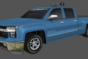 CWS15 Silverado Pace Truck Carviewer Files