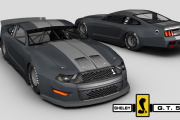 BR MCLM Shelby GT 500 Template