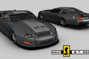 BR MCLM Euro Shelby GT 500 Template