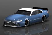 BR MCLM 2018 Toyota Camry Template