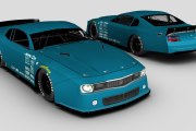 BR MCLM 1970 Plymouth Duster Template