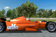 Smiffsden Verizon Indycar Series  Mod Tires and Rims