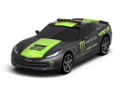 DMR C7 Corvette MENCS Pace Car