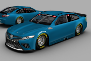 BR Gen6 15 2020 Toyota Camry Template (Fictional)