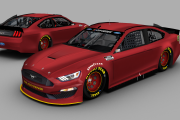 BR Gen6 15 2020 Ford Mustang Template (Fictional)