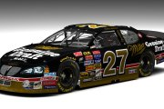Retro 1990 Rusty Wallace #27 Miller Genuine Draft Pontiac (SnG 2003-05 Mod)