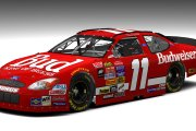 Retro 1992 Bill Elliott #11 Budweiser Ford (SnG 2003-05 Mod)