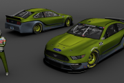 SnG MENCS19 2020 Ford Mustang Template