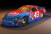 Retro 1981 Richard Petty #43 STP Pontiac (SnG 2003-05 Mod)