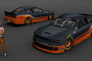 SnG MENCS19 2020 Dodge Challenger Template