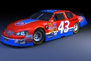 Retro 1982 Richard Petty #43 STP Pontiac (SnG 2003-05 Mod)