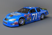 Retro 1990 Dave Marcis #71 Big Apple Market Chevrolet (SnG 2003-05 Mod)