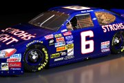 Retro 1989 Mark Martin #6 Stroh's Light Ford (SnG 2003-05 Mod)