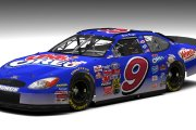 2003 Greg Biffle/Jeff Burton Uh-oh Oreo Car