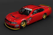 NFF 2020 Xfinity Mod Charger SRT Hellcat Template