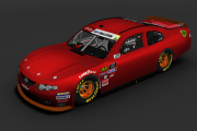 Ford Falcon XR8 Template for NascarFunfacts 2020GNS Mod