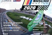 NR2020 Splash/Menu Screen
