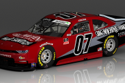 2020 #07 Jade Buford Indy Road Course