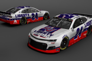 William Byron 2020 Darlington Throwback MENCS19